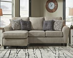 Couch With Chaise, Chaise Sofa, Living Room Remodel, Living Room Decor, Furniture Near Me, Small Sofa, Apartment Furniture, Farmhouse Furniture, Living Room Inspiration