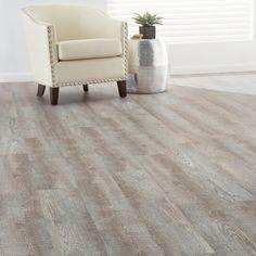 Modern Oak Luxury Vinyl Plank Flooring 24 74 Sq Ft Case