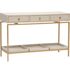 Alexander Console - Console Tables - Accent Tables - Furniture