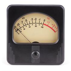 Vintage-Meters - Simpson Level VU Meter Model 47 / 27