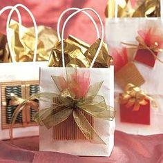 идеи упаковки подарков