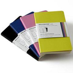 Moleskine Volant Notebooks