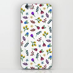 Beautiful flower iphone cases.