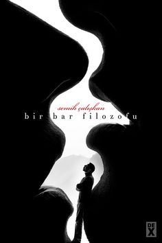Book cover designs for Bir Bar Filozofu ('A Bar Philosopher'), a novel written by Semih Caliskan. First one is selected as the official cover design, the rest are alternatives. Creative Book Covers, Best Book Covers, Beautiful Book Covers, Book Cover Art, Cover Books, Graphic Design Posters, Graphic Design Illustration, Graphic Design Inspiration, Typography Design