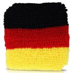 """Neue Fanartikel zur WM2014, wie """"24 x Schweißband Deutschlandflagge Deutschland WM"""" jetzt hier kaufen: http://fussball-fanartikel.einfach-kaufen.net/schweissbaender/24-x-schweissband-deutschlandflagge-deutschland-wm/"""