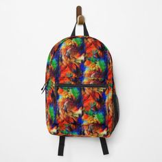 Herogoal Shop | Redbubble Love Mom, Love Is Sweet, Monkey Mind, Butterfly Mask, Blue Hawaii, Planet Of The Apes, Black Mask, Map Design, Fashion Backpack