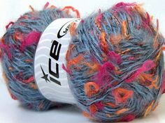 Yarn Mohair Mohair Trawl ICE yarn Made in by specialyarnshop, $4.50