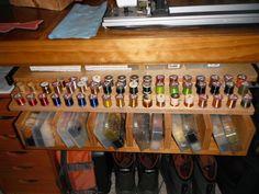 & 30+ Creative Fly Tying Storage Cabinet Ideas | Pinterest