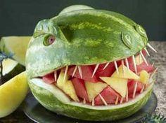 Watermelon T-Rex Dinosaur - ClassBrain Parent-Teacher | ClassBrain Parent-Teacher