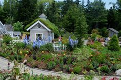 Marvelously Messy : Best Places to Visit in Maine: Coastal Maine Botanical Gardens