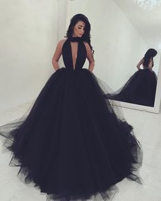 Sparkly Prom Dress, black ball gown prom dresses sexy backless long prom dress black prom dress dresses for prom long evening dresses , These 2020 prom dresses include everything from sophisticated long prom gowns to short party dresses for prom. Prom Dresses 2018, Unique Prom Dresses, Backless Prom Dresses, Tulle Prom Dress, Sexy Dresses, Beautiful Dresses, Gown Dress, Kohls Dresses, Gowns 2017