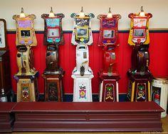 Tokyo Disneyland Penny Arcade.