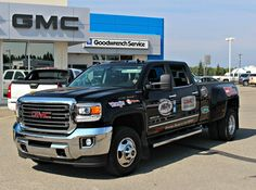 Love Kirk Sutherland's brand new GMC he won at the 2014 Battle of the Rockies! Stop in anytime Kirk!