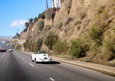 pacific coast highway vintage convertible daytime cruise kalmbach004