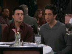 Friends Bloopers.  Omg, I seriously love this show!