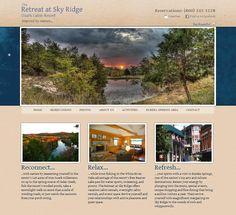 The Retreat at Sky Ridge  designer: Tom Hapgood