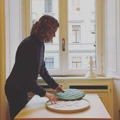 Grazie a Scene Mediterranee!  Basta un pizzico di mediterraneo per rendere speciale una giornata di dicembre. Grazie a @cta_italian_textile per il loro pensiero!  #scenemediterranee — con Valeria Marazzi  #tessuti #interiordesign #tendaggi #textile #textiles #fabric #homedecor #homedesign #hometextile #decoration Visita il nostro sito www.ctasrl.com e scarica le nostre brochure su: http://bit.ly/1nhrLQM