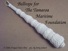 Making a Bell-rope