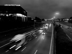 Ring van Antwerpen by night
