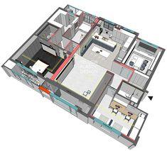 대치미도 67평 아파트 인테리어_[옐로플라스틱, 옐로우플라스틱, yellowplastic] : 네이버 블로그 Electronics, House, Home, Homes, Consumer Electronics, Houses