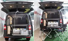 Heckbeleuchtung - Licht Heckklappe VW Bus Camper » Neureuther Automobile - MultiCamper - T5/T6 Campingbus