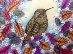Because colouring books are illustrated with the user in mind. | 18 Tips To Bring Your Colouring To The Next Level