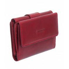 Surprinde-o cu un portofel dama Rouge, din piele naturala, un cadou practic de Sf. Dumitru care va atrage norocul si banii de partea ei.