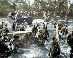 Colorized World War II pictures. - Album on Imgur