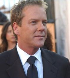 Kieffer - I loved him in Lost Boys and loved him even more as Jack Bauer! :)