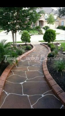 Walkway Ideas To Create Exquisite Curb Appeal   Gettings .tyxgb76aj u003ethis and Pathways & Walkway Ideas To Create Exquisite Curb Appeal   Gettings ... pezcame.com