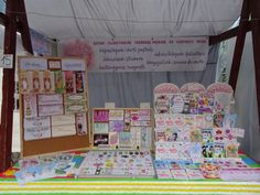 My second fair - Kreasum The Creator, Stationery, Creative, Table, Painting, Paper Mill, Stationery Set, Painting Art, Tables