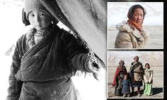 The stunning images of a young boy's resilient Himalayan tribe