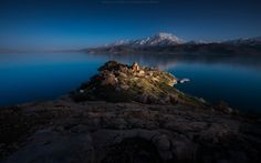 Akdamar Island by Coolbiere. A. on 500px
