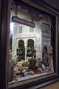 Itty Bitty Adventures: Miniatures. Merchant of Granada.