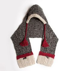 Cabin Hooded Scarf | Women's Accessories Hats and Scarves | Roots