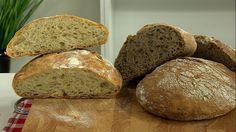 Pão de 3 Grãos