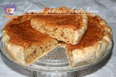 """Oggi vi voglio presentare una ricetta buonissima , la """"Torta russa"""".La ricetta della"""" torta russa"""" è una ricetta che ho preso dal blog http://blog.giallozafferano.it/cucinamartina/torta-russa/. Il bello di essere blogger è anche questo di poterci scambiare le ricette e poterle riproporle sui nostri blog.La ricetta di questa torta è semplicissima da fare ,la consiglio anche a chi a poco tempo di stare in cucina e sia a chi ha degli ospiti a cena tempo di preparare un dolce , basta avere pasta…"""
