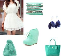 """""""Sem título #6"""" by sophiecreate ❤ liked on Polyvore"""