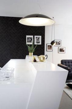 Tallys noir et blanc polaire soft