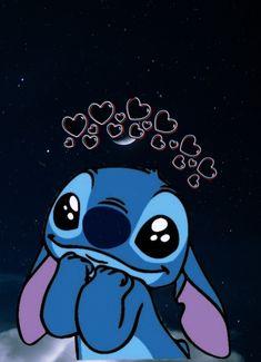 Cute Pokemon Wallpaper, Cartoon Wallpaper Iphone, Iphone Wallpaper Tumblr Aesthetic, Cute Patterns Wallpaper, Cute Disney Wallpaper, Cute Cartoon Wallpapers, Stitch Tumblr, Lilo And Stitch Drawings, Stitch Disney