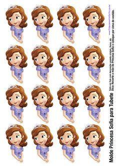 imagens para imprimir da princesinha sofia - Pesquisa Google