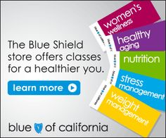Did you know that Blue Shield of California opened a store at Masonic and Fulton in San Francisco?  Stop in to learn more about our wellness classes and the other ways we can help you reach your health goals.  Visit www.blueshieldca.com/store for more details.