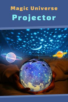 Create a dreamy, soothing atmosphere for your children with the Magic Planet Projector 🌌 Baby Night Light, Led Night Light, Night Lights, Night Light Projector, Projector Lamp, Starry Night Sky, Night Skies, Star Christmas Lights, Christmas Gifts