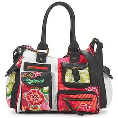 We just love the brand  Desigual because they use fabulous bright colours!  Get this 976f3b197c7