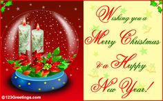 Merry Christmas 'N Happy New Year! Send this ecard to Multiple Recipients. Merry Christmas 'N Happy New Year. Free Christmas Ecards, Christmas Card Messages, Merry Christmas Images, Beautiful Christmas Cards, Merry Christmas Greetings, Christmas Card Template, Merry Christmas And Happy New Year, Christmas Quotes, Christmas Greeting Cards