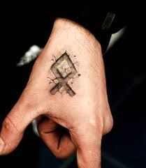 Image result for elder futhark tattoo