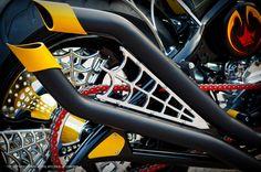 Paul Jr. Designs Antivenom Bike