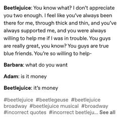 Broadway Theatre, Musical Theatre, Tim Burton Characters, Theatre Nerds, Kid Memes, Beetlejuice, Geek Out, Psychopath, Writing Prompts