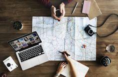 Wie komme ich von A nach B? Wo finde ich den besten Flug? Wir haben hierfür die besten Apps auf Reisen aufgespürt und verraten euch diese heute!