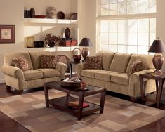 Ideas For Living Room Rustic Cottage Shabby Chic Country Style Living Room, Shabby Chic Living Room, Living Room White, Living Room Sets, Rugs In Living Room, Living Area, Couch And Loveseat Set, Leather Sofa And Loveseat, Loveseat Sofa